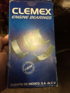 Buy Clemex Engine Bearings MS_1432P_STD 5078M Ford V8 351W 351M 400 1977-1998 New motorcycle in Rockville, Minnesota, United States