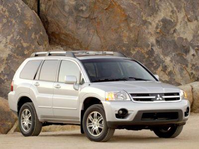2006 Mitsubishi Endeavor Limited (Gray)