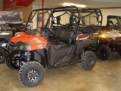 2018 Honda Pioneer 700-4 Deluxe Utility SxS Abilene, TX