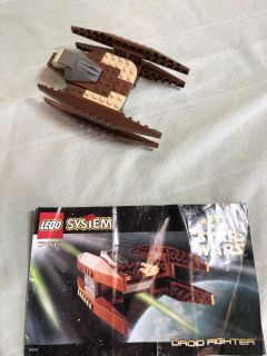 LEGO Star Wars Kit #7111 - Droid Fighter