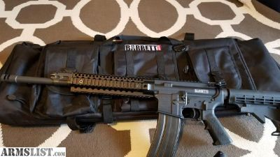 For Sale: * Barrett REC 7 *