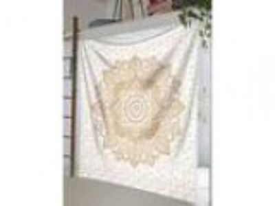 Exclusive quotGolden Ombre Tapestry by Labhanhi quot Ombre Bedd