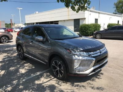 2018 Subaru Eclipse Cross SEL (Mercury Gray Metallic)