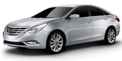 2012 Hyundai Sonata GLS (Shimmering White Mica)