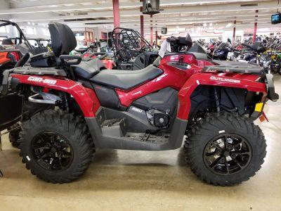 2018 Can-Am Outlander MAX XT 650 Utility ATVs Canton, OH