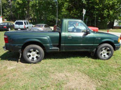 2001 Ford Ranger XL (Dark Green)