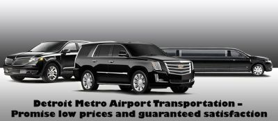Transportation in Detroit - Detroit Airport Limo Cars