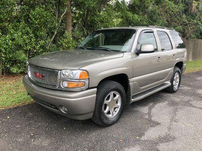 2003 GMC Yukon Denali (Silver)
