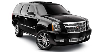 2012 Cadillac Escalade Platinum Edition (White Diamond Tricoat)