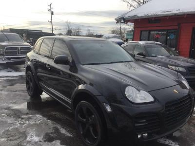 2006 Porsche Cayenne Turbo (Black)