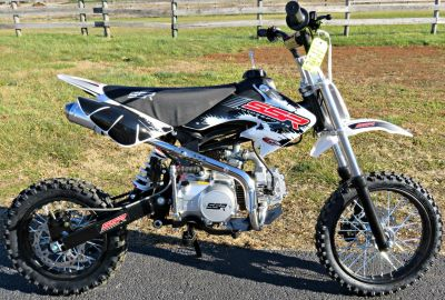 2017 SSR Motorsports SR125 Semi Competition/Off Road Motorcycles Marengo, IL