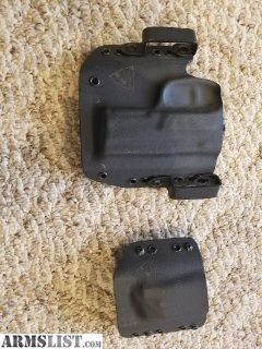 For Sale: DSG arms alpha holster COMBO