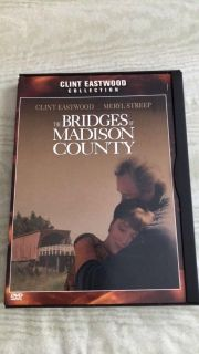 The Bridges of Madison County - DVD - Client Eastwood