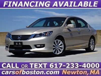 2015 Honda Accord EX-L (Champagne Frost Pearl Beige)