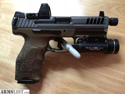 For Trade: HK VP9 Tactical