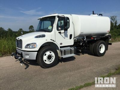 2019 Freightliner M2106 S/A Water Truck