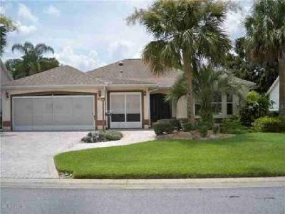 312 Carrera Drive Lady Lake Three BR, designer home on golf