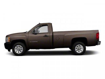 2012 Chevrolet Silverado 1500 Work Truck (Mocha Steel Metallic)