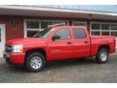Used 2011 CHEVROLET SILVERADO For Sale