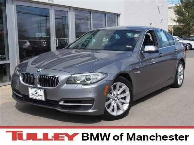Used 2014 BMW 5 Series 4dr Sdn AWD