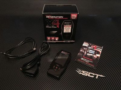 Sell SCT X4 Power Flash Tuner Programmer for Ford Powerstroke 7.3, 6.0, 6.4, 6.7 7015 motorcycle in Nashville, Tennessee, United States, for US $399.00