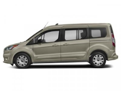 2019 Ford Transit Connect Wagon XLT (Diffused Silver Metallic)