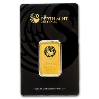 20 gram Gold Bar - Perth Mint (In Assay)