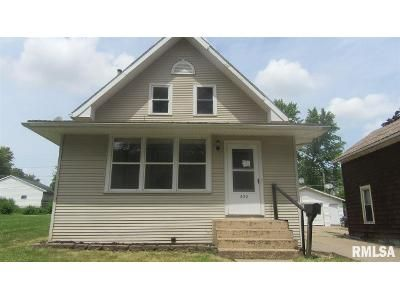2 Bed 1.5 Bath Foreclosure Property in Clinton, IA 52732 - 11th Ave S