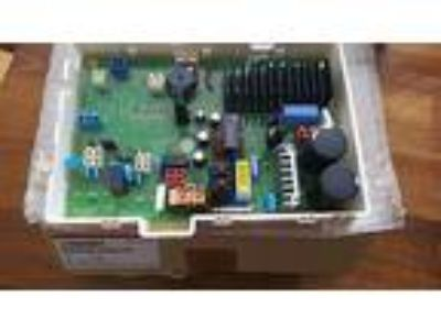 Lg Washer Main Pcb #Ebr38163310 New