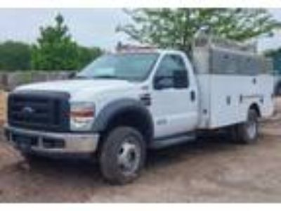 2008 Ford F550 Truck in Twin Lakes, WI