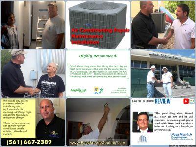 AC REPAIR A/C AIR CONDITIONING SERVICE-CONDITIONER