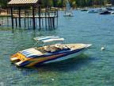 2003 ELIMINATOR BOATS 230 Eagle XP Open Bow
