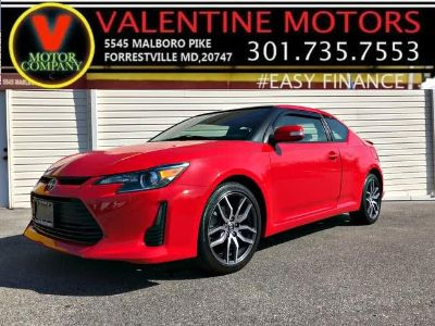 2015 Scion tC (Absolutely Red)