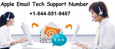 Apple Email Technical Support Phone Number +1-844-851-9487
