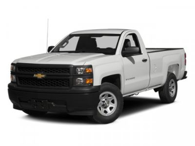 2014 Chevrolet Silverado 1500 Work Truck (Summit White)