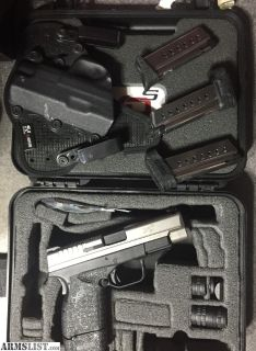 For Sale: XDS 9mm