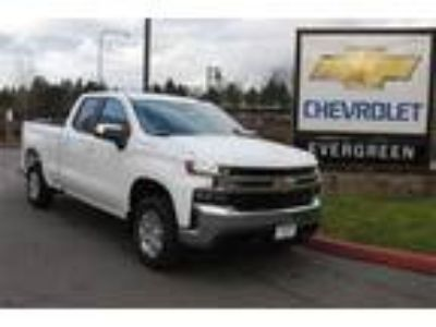 2019 Chevrolet Silverado 1500 White, new