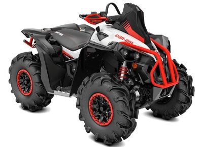 2018 Can-Am Renegade X MR 570 Sport ATVs Jesup, GA