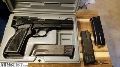 For Sale/Trade: Browning HI-POWER