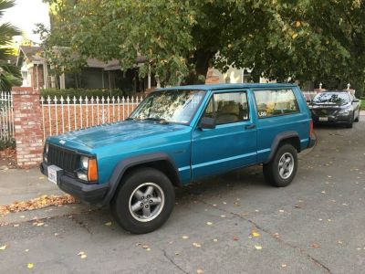 For Sale or Trade Jeep Cherokee XJ 5 speed