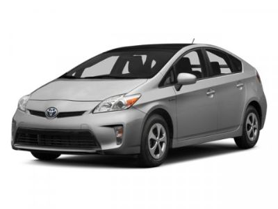 2014 Toyota Prius II (Winter Gray Metallic)