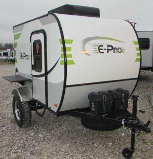 2018 Flagstaff E-Pro 12RK