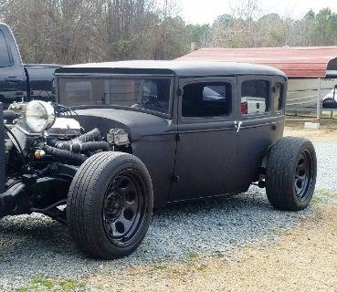 '29 Custom Model A