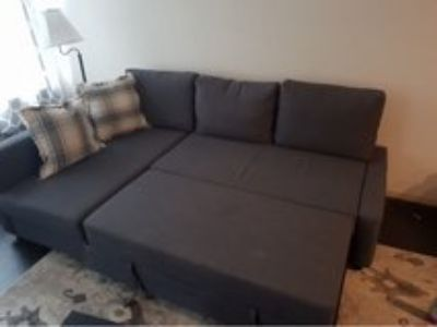 sofa bed couch IKEA