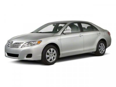 2010 Toyota Camry Base (40/Super White)