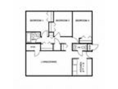 Washington Gardens - Three BR Apartment