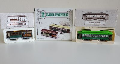 Classic Street Cars