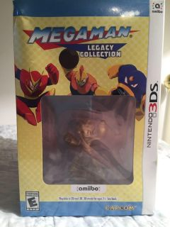 Mega Man Legacy Collection 3DS Collector s Edition