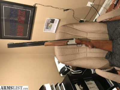 For Sale: 12ga over under