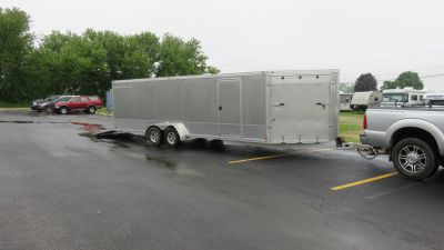 2009 RANCE 27' V-NOSE 6PLACE TRAILER Trail/Touring Trailers Marengo, IL